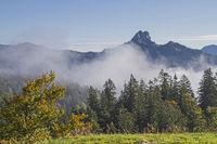 Herbst in den Tegernseer Bergen