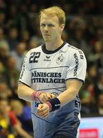 Anders Zachariassen (SG Flensburg-Handewitt)  Liqui Moly HBL, Handball-Bundesliga Saison 2019-20
