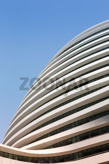Galaxy SOHO Beijing building shopping mall portrait format modern architecture in China