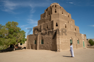 Islamic shrine in the northern part of Sudan