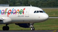 Photo Airbus Small Planet Airlines