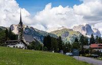 Vigo di Fassa, Val di Fassa, Trento, Trentino Alto Adige, Italy