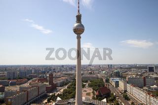 Berliner Stadtlandschaft 001. Deutschland