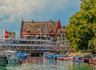Hafen, Meersburg am Bodensee