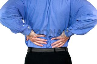 Kreuzschmerzen