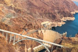 mike callaghan-pat tillman bridge, grand canyon