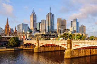 Princes Bridge - Melbourne
