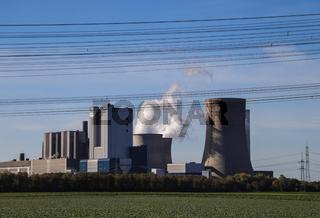 Braunkohlekraftwerk RWE