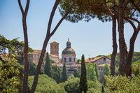 Basilica of Saints John and Paul on the Caelian Hill