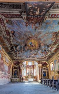 Holy Cross Church of Saeben Monastery