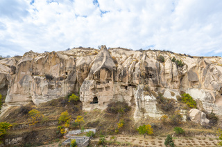 Open air museum in Cappadocia, Turkey