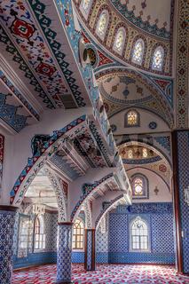 Manavgat Mosque Interior