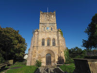 St Mary Church in Chepstow