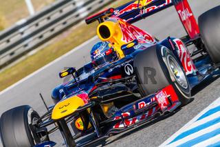 Team Red Bull F1, Sebastian Vettel, 2012