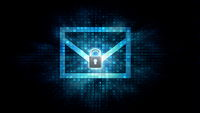 Email Security Protection Concept