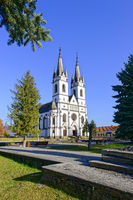 Kirche von Ditrau (RO)