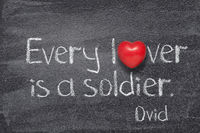 every lover Ovid