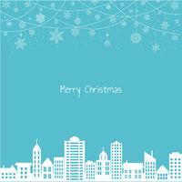 Merry Xmas Postcard