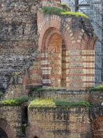 Trier - Kaiserthermen, römische Ruinen, Deutschland