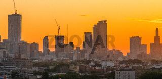 Brooklyn at sunrise