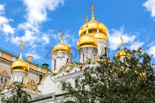 Annunciation Cathedral of the Moscow Kremlin