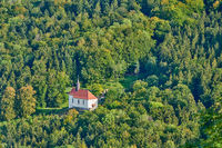 Maria Zell chapel near Hechingen, Germany