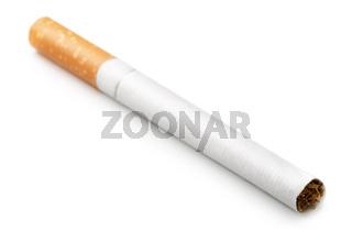 Single full cigarette