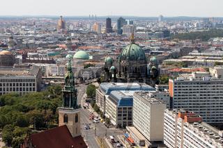 Berliner Stadtlandschaft 002. Deutschland