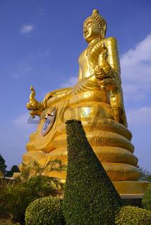 goldene Buddha Statue,   Big Buddha,  Phuket, Thailand