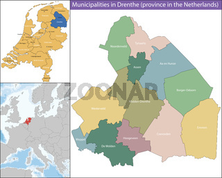 Drenthe is a province of the Netherlands