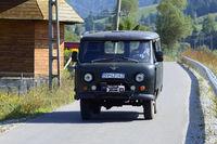 UAZ Buchanka
