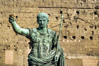 Emperor Caesar Augustus