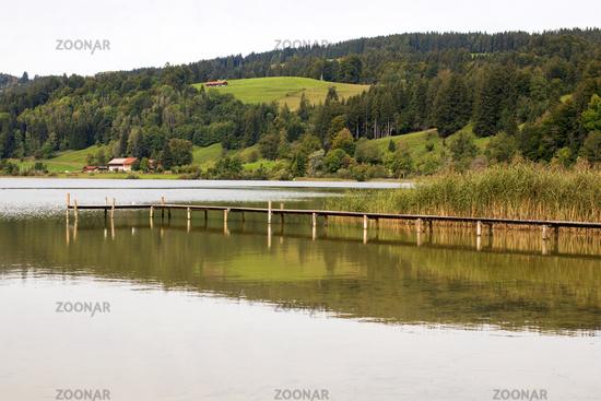 Der Grosse Alpsee 006. Deutschland