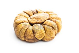 Sweet dried figs