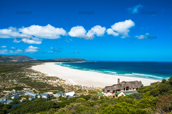 Noordhoek Beach near Cape Town, South Africa