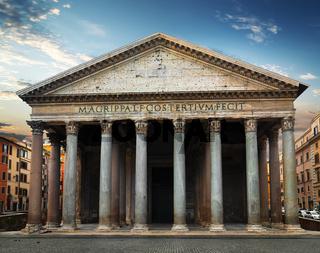 Ancient Rome Pantheon