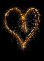 Sparkly Hearth Symbol