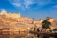 Amer (Amber) fort, Rajasthan, India