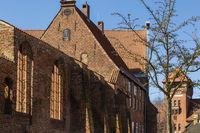 Johanniskloster, Stralsund, Deutschland