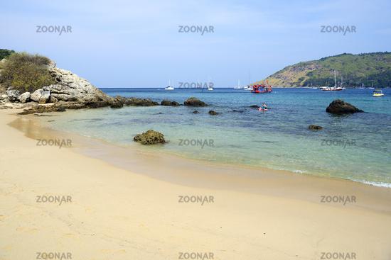 Traumstrand Ya Nui Beach, Phuket, Thailand