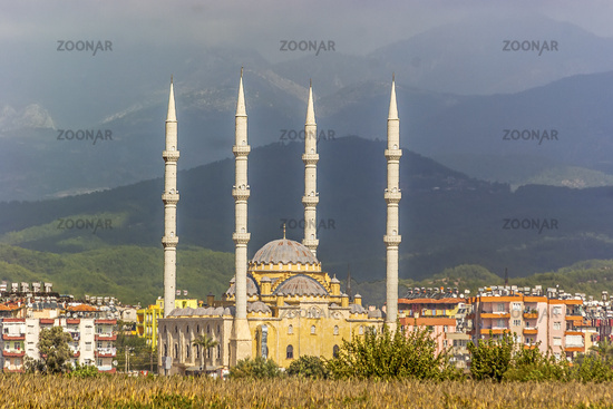 Turkey Manavgat Mosque