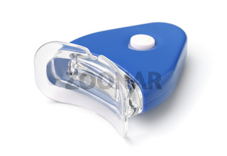 Dental electric teeth whitener
