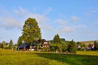 Tabenheim in der Oberlausitz