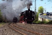 111 Jahre Bahnhof Treysa