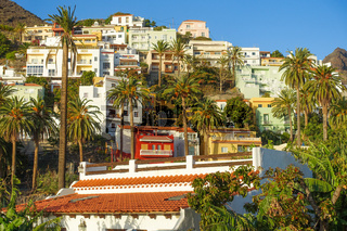 Schöne Ferienunterkünfte in La Calera, Valle Gran Rey, La Gomera, Spanien