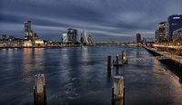 Erasmusbrücke Rotterdam