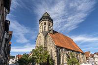 St.-Blasius-Kirche in Hann. Münden
