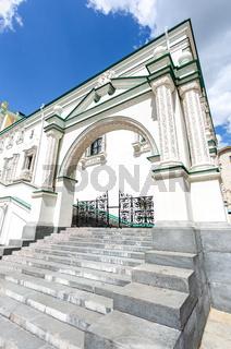 Faceted Chamber (Granovitaya Palata) in Moscow Kremlin