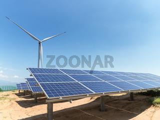renewable energy landscape