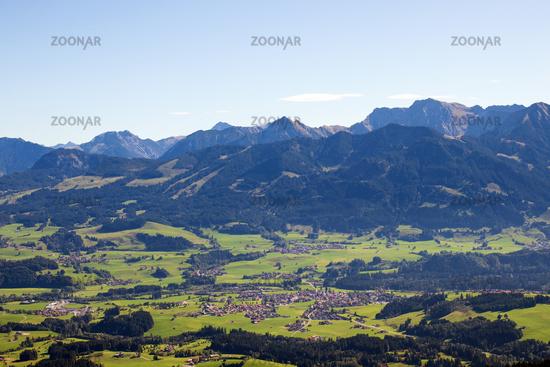Bayrische Landschaft 036. Deutschland